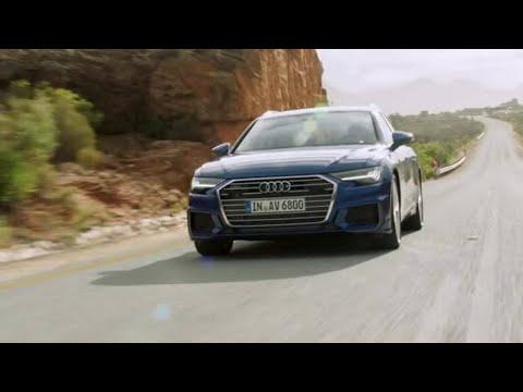 Den nye Audi A6 Avant