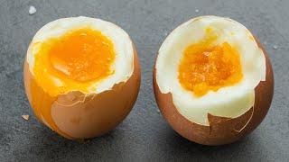 Eu fiz ovos de maneira errada minha vida toda! ? É ASSIM que eles ficam perfeitos  ?