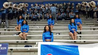 2018-19 JSU Prancing J-settes (Hot N Herre) Basketball A&M