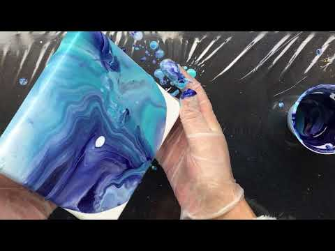 ( 646 ) Acrylic pouring PVA glue only