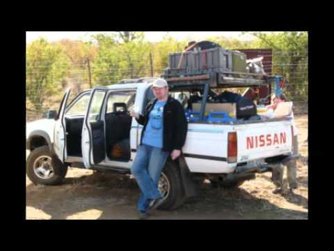 Carl 's 4×4 off road drive South Africa