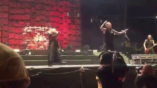 Disturbed - Killing in the Name (feat. Jacoby Shaddix of Papa Roach) @ Rock on the Range (5/20/16)