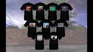 The Antechamber Of Being & Citizen Cain T-shirts Fundraiser