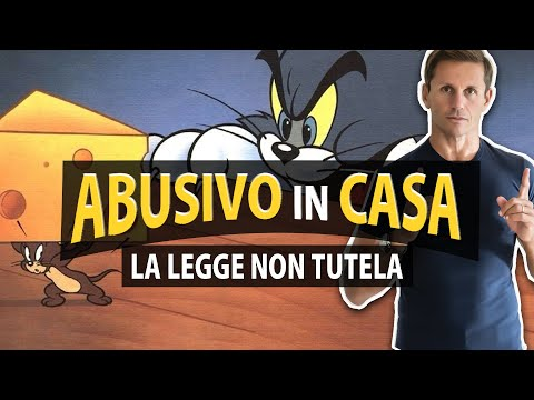 ABUSIVO ENTRA IN CASA: LA LEGGE NON TUTELA | avv. Angelo Greco