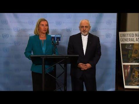 الاتحاد الأوروبي ينشئ نظام مقايضة للالتفاف على العقوبات الأميركية على إيران