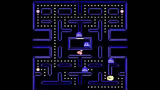 Hidden Pacman slow motion