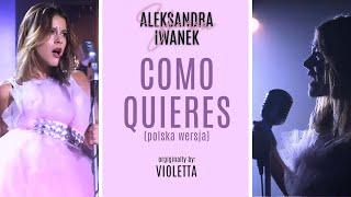 Violetta 2 | Como Quieres - polska wersja