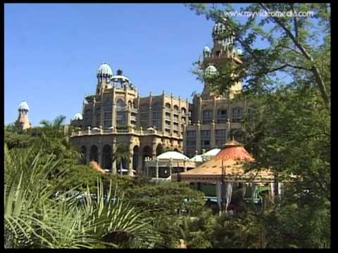 Sun City, The Palace of the Lost City – South Africa Travel Channel