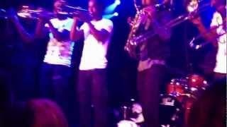 Hypnotic Brass Ensemble - Flipside