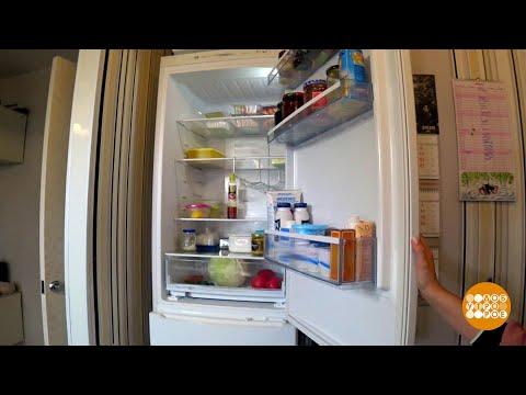 Откуда запах в холодильнике? Доброе утро. 28.10.2020