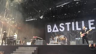 Bastille - Send Them Off - Live Rock En Seine 2016