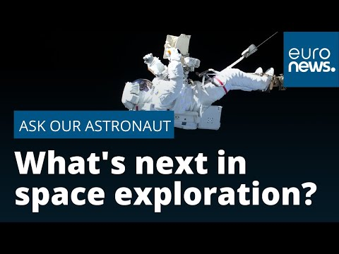 Ask Our Astronaut | What's next in space exploration? photo