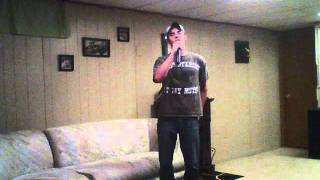 Eric Nerison Singing Gimme That Girl!