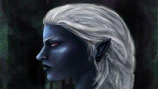 Celtic Elf Music - Elves of the Dark Moon