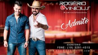 Rogério e Vinicius - Admito #usMininuDoFazendinha