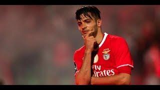 RAUL JIMENEZ | SL BENFICA | 2017 HD