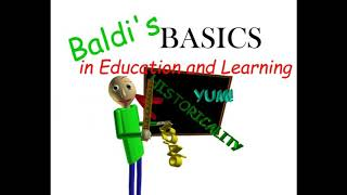 Baldi's basics in education and learning - Slap Sound effect