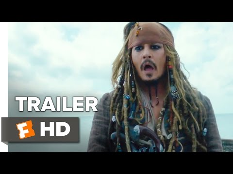 Pirates of the Caribbean: Dead Men Tell No Tales Intl Trailer