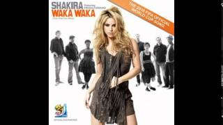 Shakira - Waka Waka (This time For Africa) (Instrumental) (Official)