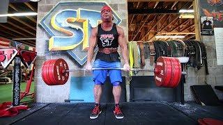 Great Workout Motivation - Mark Bell Inspirational Speech
