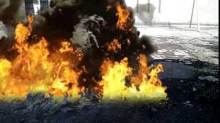 Video senjata api keren ngeluarin api