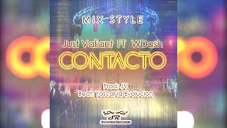 WDash - Contacto Ft Just Valiant | (Audio Oficial)