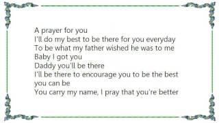 Usher - Prayer for You Interlude Lyrics