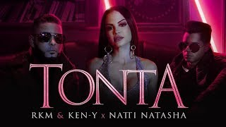 Rkm & Ken-Y ❌ Natti Natasha - Tonta [Official Video]
