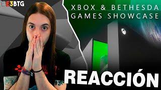 mi REACCIÓN a XBOX + BETHESDA en el E3 2021 😱 ¡STARFIELD, HALO, XBOX REFRI, FORZA HORIZON 5 y +!