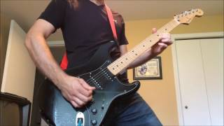 Billy Talent Ghost Ship of Cannibal Rats Guitar Cover