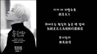 【韓中字】 TAEHYUN 南太鉉 (WINNER 위너) _ I'm Young 좋더라 (Lyrics with hangul)
