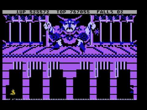 Return of Fury for Atari 8-bit computers - video 1