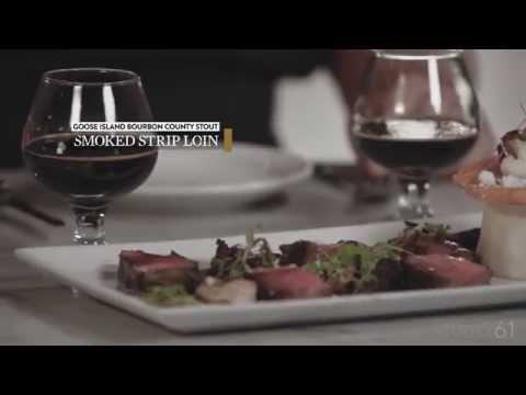 Pairing Food with Beer: Smoked Strip Loin