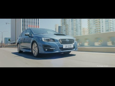 "2018MY LEVORG Promotional Video ""Where to go next?"""