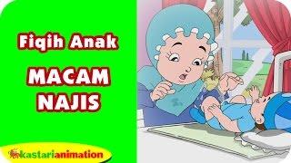MACAM-MACAM NAJIS   Belajar Fiqih Anak bersama Diva   Kastari Animation Official
