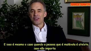 JORDAN PETERSON - TRANSTORNO DE ESTRESSE PÓS TRAUMÁTICO -TEPT/ PSDT