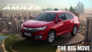 New Honda Amaze official TVC video