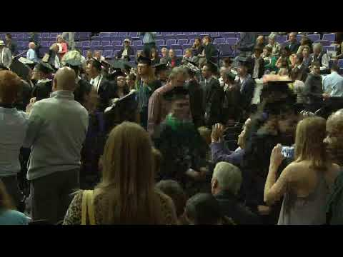 2019 University of Portland Commencement - Morning Session