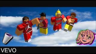 Lil Pump - D Rose | ROBLOX Music Video