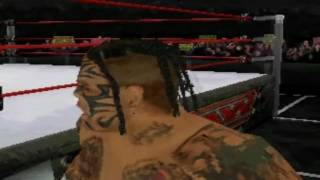 WWE Smackdown! vs Raw 2010 NDS - Umaga Entrance