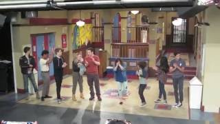 Girl Meets World Taping Curtain Call - Girl Meets Ski Lodge Part 2 5/24/16