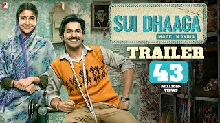 Sui Dhaaga - Made in India | Official Trailer | Varun Dhawan | Anushka Sharma | Releasing 28th Sept width=