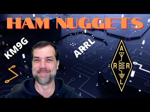 Ham Nuggets #YTHF21 Youtuber's Hamfest - ARRL Interview