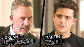 Comment Jordan Peterson a Dynamité Martin Weill ?