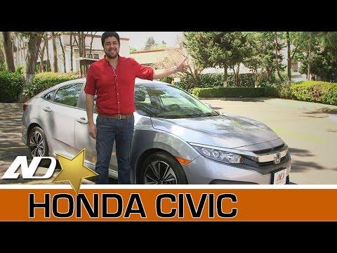 Honda Civic - Vale cada centavo