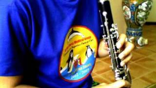 Alice Human Sacrifice clarinet