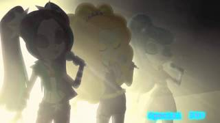 PMV- Dazzlings tribute (Peligrosamente Bellas ) EG Rainbow Rocks