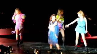 """[HD] [Fancam] 2NE1 """"Scream"""" New Evolution NJ"""