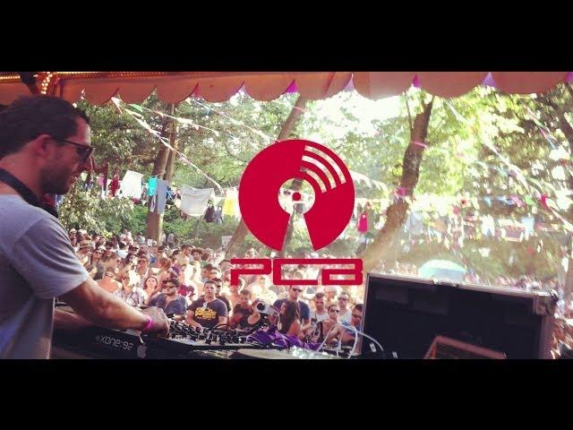 Video de Matthias Tanzmann en el Family Picnic 2013
