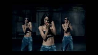 Ciara & Usher - Turn it up (Music Video !) [HD]